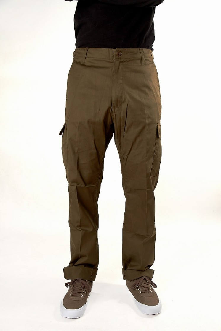 Trap Cargo Pant Olive