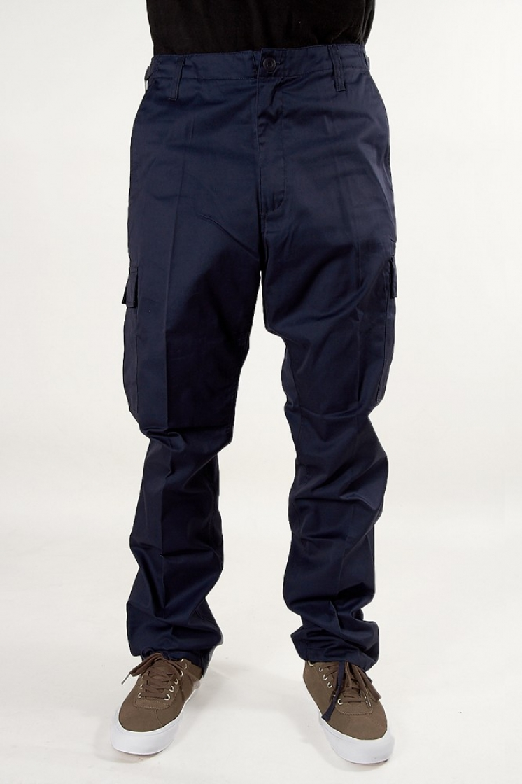 Trap Cargo Pant Navy