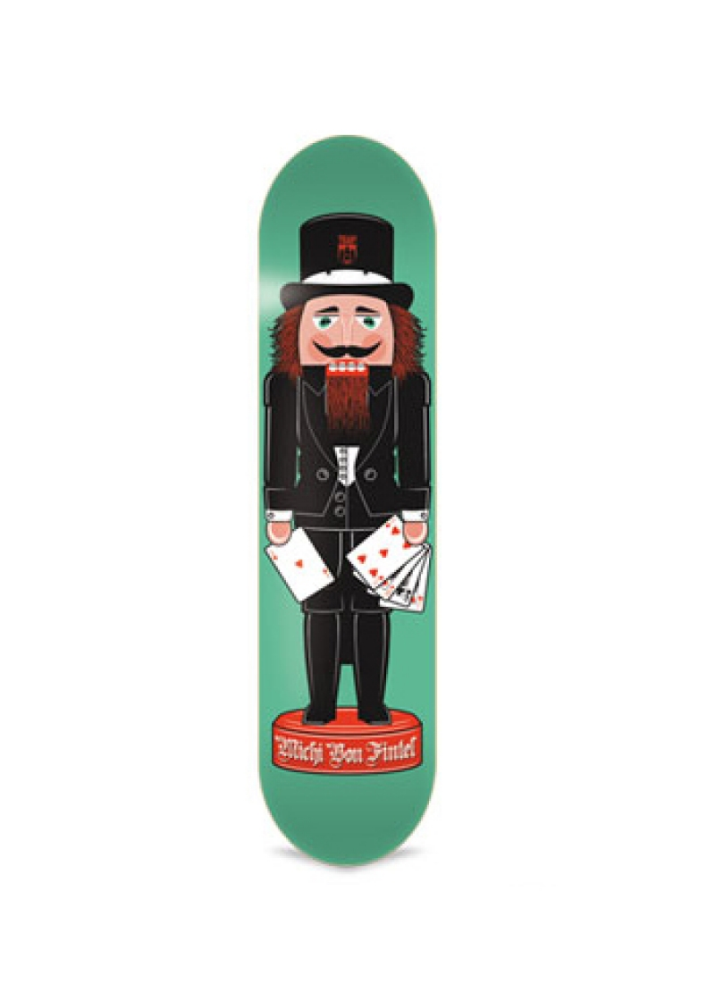 TRAP Deck MVF Nutcracker Series Green