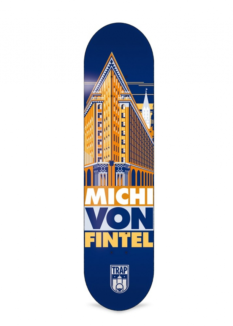 TRAP Deck MVF Pro City Series