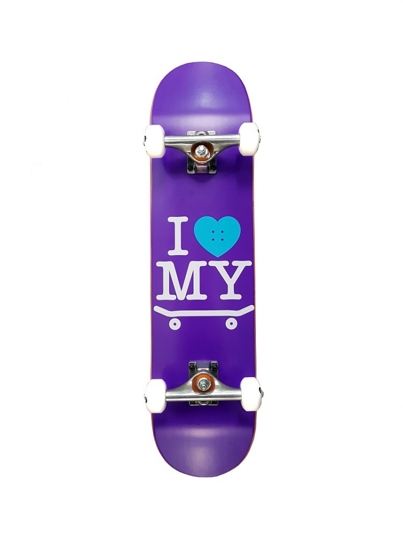 TRAP I Love My Board PURPLE Kids Complete