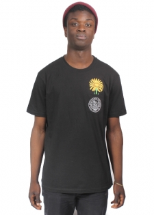 TRAP Tee Sunflower Reif black